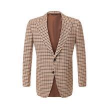 Пиджак из смеси шерсти и шелка Tom Ford 8833481