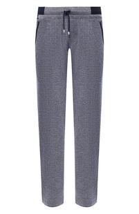 Хлопковые брюки CAPOBIANCO 9089156