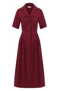 Хлопковое платье Dries Van Noten 9071530