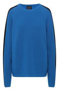 Кашемировый пуловер Giorgio Armani 7415281