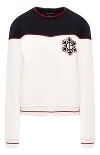 Шерстяной пуловер Giorgio Armani 6991921