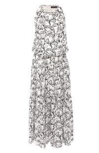 Шелковое платье Chapurin 9111605