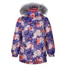 Куртка Kisu, цвет: фиолетовый/розовый 10981514