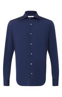 Шерстяная рубашка Loro Piana 8607787
