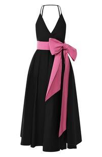 Платье с бантом No. 21 8579892