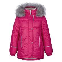 Куртка Kisu, цвет: розовый 10981532