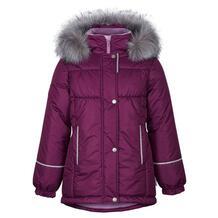 Куртка Kisu, цвет: фиолетовый 10981400