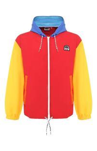 Куртка с капюшоном MSGM 8314081
