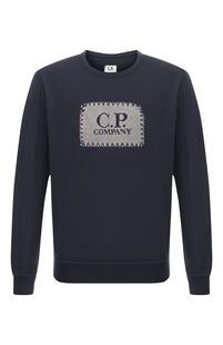 Хлопковый свитшот C.P. Company 8321305