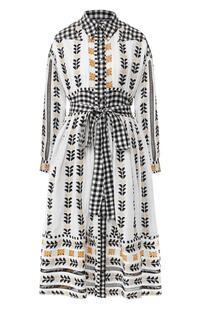 Хлопковое платье DODO BAR OR 8303700