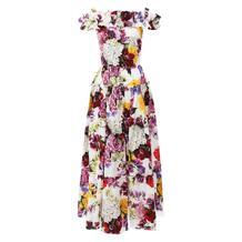 Хлопковое платье Dolce&Gabbana 8177091