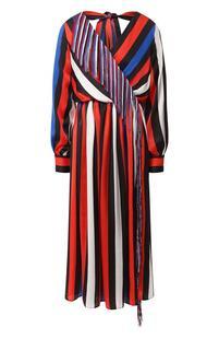 Платье в полоску MSGM 8057447