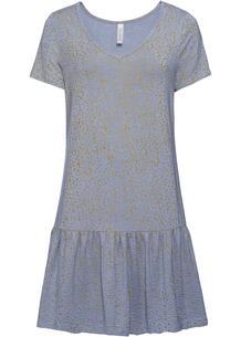 Платье с воланами bonprix 261764545