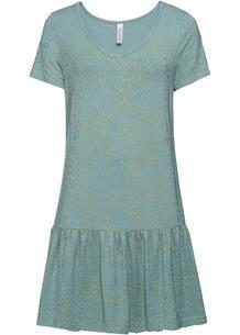 Платье с воланами bonprix 261764541