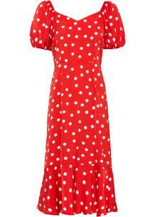 Платье с широкими рукавами bonprix 261375948