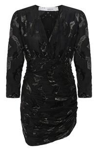 Платье с драпировкой IRO 7352533