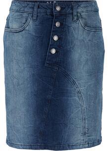 Джинсовая юбка bonprix 261471302