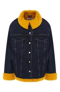 Джинсовая куртка 7 for all mankind 6986160