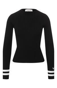 Пуловер из вискозы Valentino 6849373