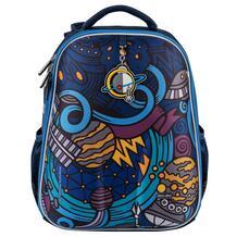 Рюкзак школьный Mike&Mar Космос, цвет: синий 10653305