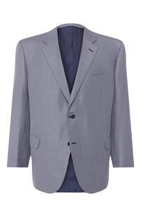 Пиджак из смеси шерсти и шелка Brioni 8546635