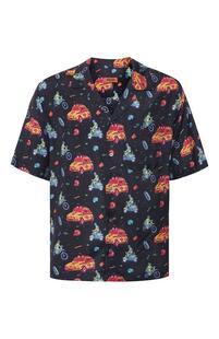 Рубашка из вискозы Missoni 8510522