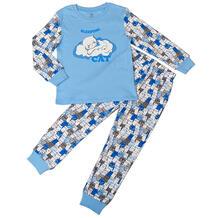 Пижама джемпер/брюки Batik, цвет: голубой 10702925