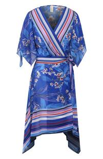 Платье с запахом GOTTEX 8848034