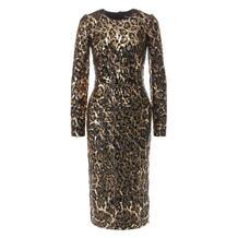 Платье с пайетками Dolce&Gabbana 6862463