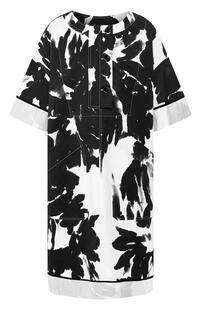 Хлопковое платье Dries Van Noten 8851422