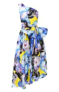 Хлопковое платье MSGM 8410625