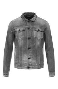 Джинсовая куртка ea7 8878400