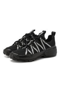Комбинированные кроссовки Pierre Hardy 8552284