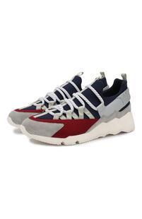 Комбинированные кроссовки Pierre Hardy 8452303