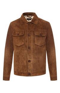 Замшевая куртка Loro Piana 7104446