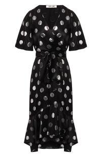 Шелковое платье DIANE von FURSTENBERG 7280720