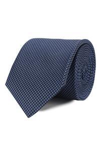 Шелковый галстук Boss Orange 6660919
