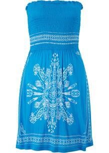 Пляжное платье бандо bonprix 260606508