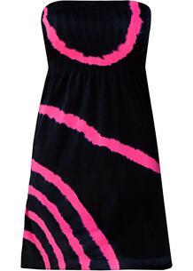 Пляжное платье бандо bonprix 260604071
