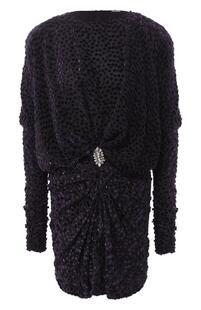 Мини-платье с драпировкой DODO BAR OR 6174678