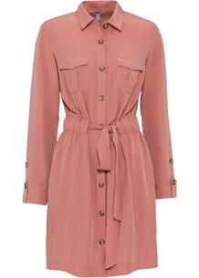 Платье-рубашка bonprix 260196583