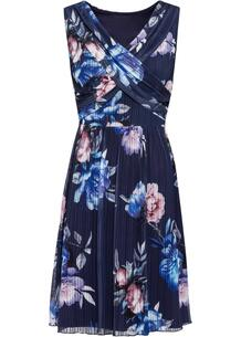 Платье с драпировкой bonprix 260012040