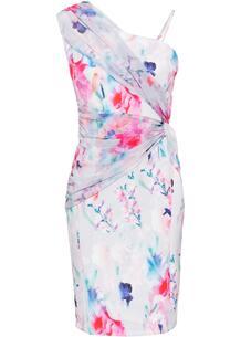 Платье на одно плечо bonprix 260012045