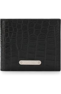 Кожаное портмоне ID с отделениями для кредитных карт Yves Saint Laurent 5554261