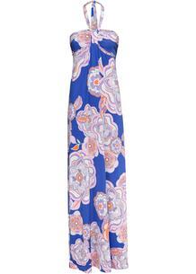 Платье бандо с принтом bonprix 259814676