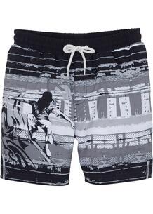 Купальные шорты для мальчиков bonprix 259822378