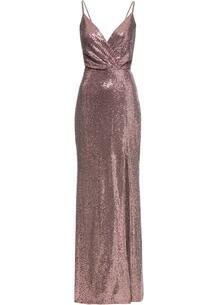 Платье с пайетками bonprix 259520314