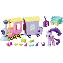 """Игровой набор My Little Pony """"Поезд Дружбы"""" Hasbro 4767289"""
