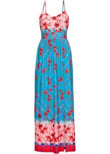 Платье с разрезом bonprix 259814854