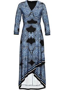Платье с принтом, трикотаж bonprix 256568889